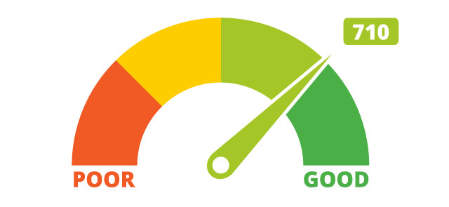 How to clean up your credit score Thumbnail