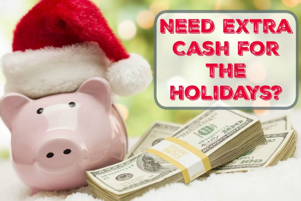 How to make extra money during the Holiday Thumbnail